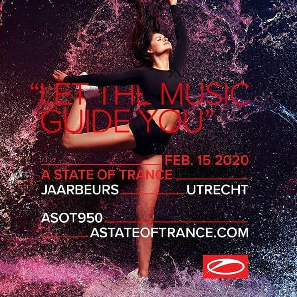 A State of Trance 950 - Utrecht @ Jaarbeurs, Utrecht
