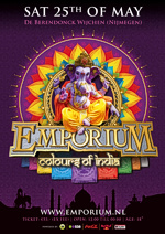 Emporium 2013: Colours of India