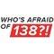 Who's afraid of 138?! [Logo]